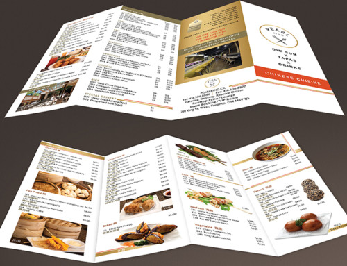 PearlKing BROCHURE Design