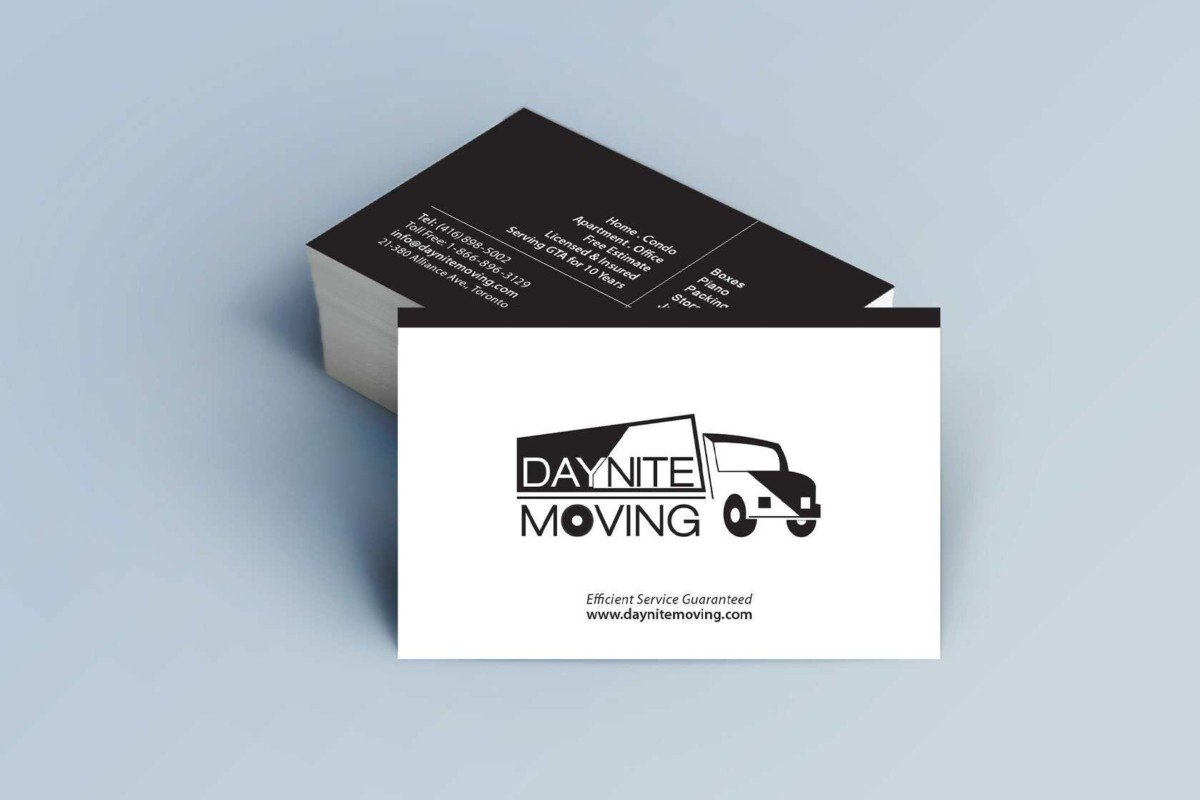 Business Cards – Lines & Beyond