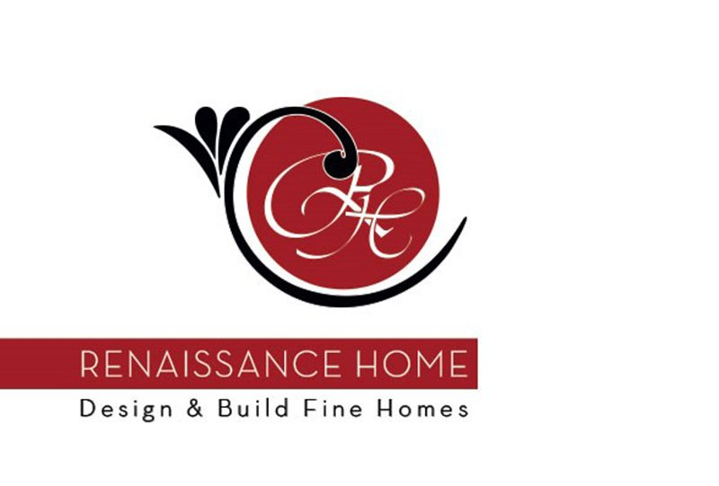 Renaissance Homes Logo Design