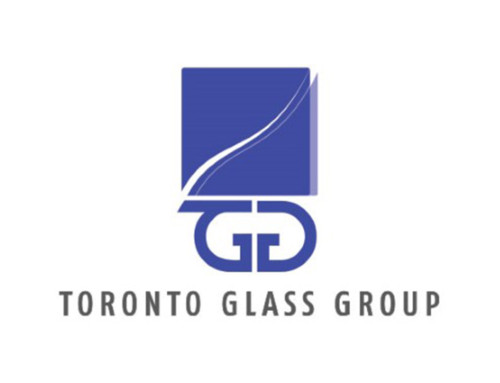 Toronto Glass Group Logo Design