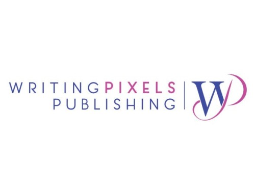 Writing Pixels Logo Design