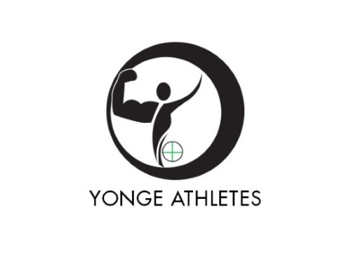 Yonge Athlete Logo Design-2